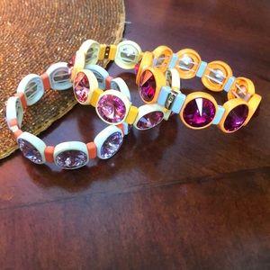 Roxanne assoulin bracelet stack